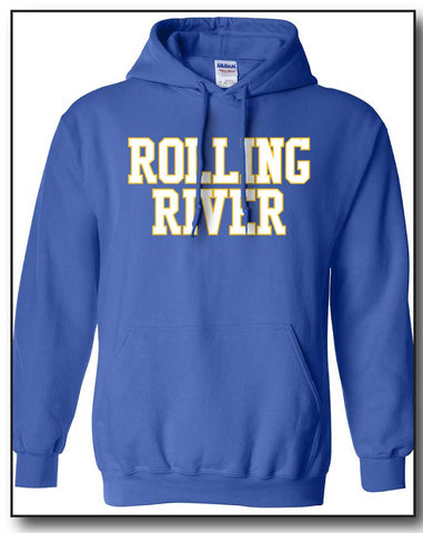 ROLLING RIVER PULLOVER HOODIE