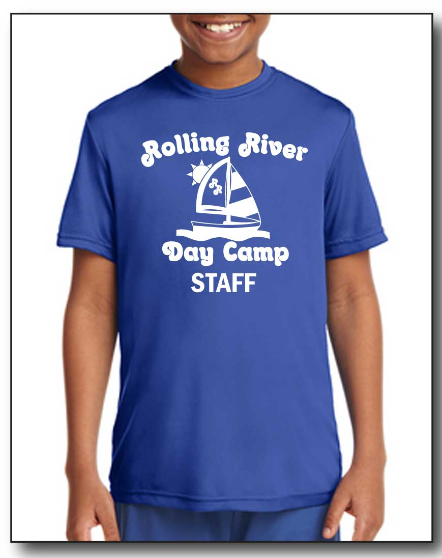 ROLLING RIVER STAFF ONLY- RASH GUARD