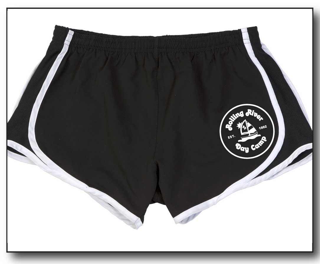 WOMENS/GIRLS RUNNING SHORTS