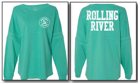 ROLLING RIVER LONG SLEEVE TEE