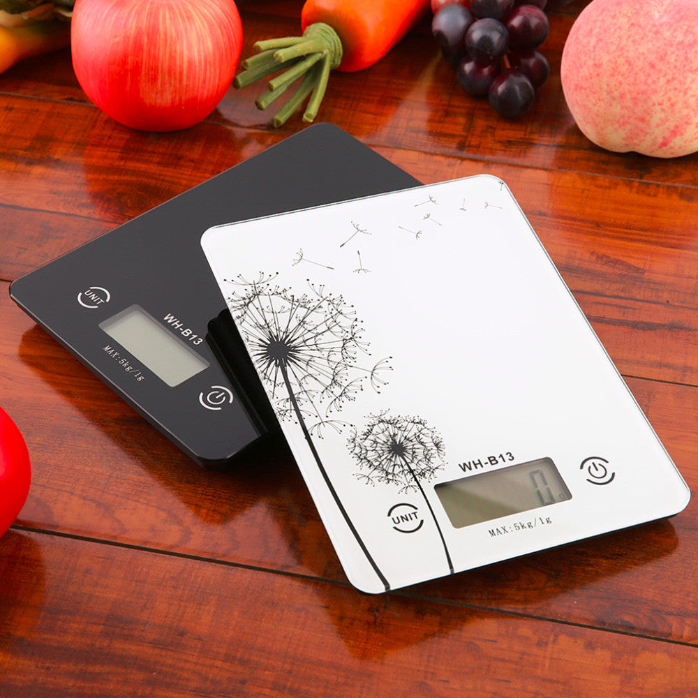 Coffee and Kitchen Scale