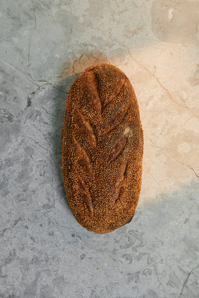 Light Wholemeal Open