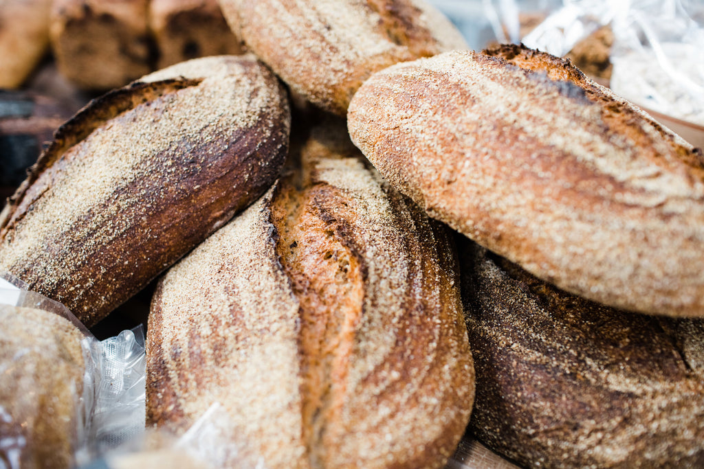 Zeally Bay Sourdough Certified Organic Spelt
