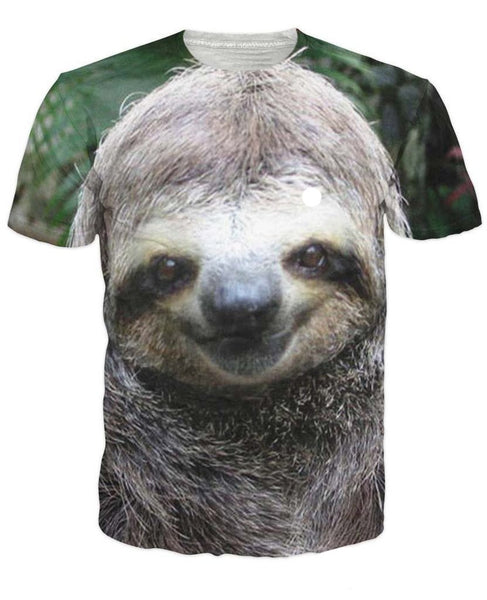 The Sloth is watching