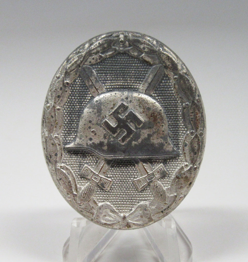 1939 Wound Badge in Silver -