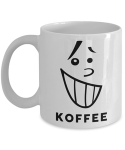 Mug Town - Koffing/Koffee Pokemon - Coolest Coffee Mug