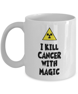 Mug Town - Mug Town - Cancer Killer - Cancer Therapist Mug Gifts