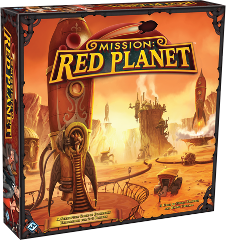 Mission: Red Planet - Game Detective