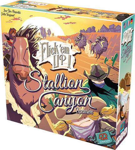 Flick Em Up! Stallion Canyon - Game Detective