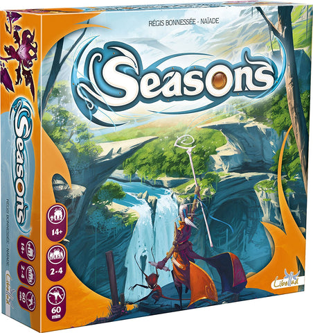 Seasons - Game Detective