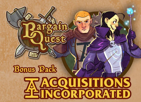 Bargain Quest: Acquisitions Incorporated - Game Detective