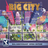 Big City 20th Anniversary Jumbo Edition (with Urban Upgrade Expansion)