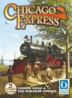 Chicago Express: Narrow Gauge & Erie Railroad Company