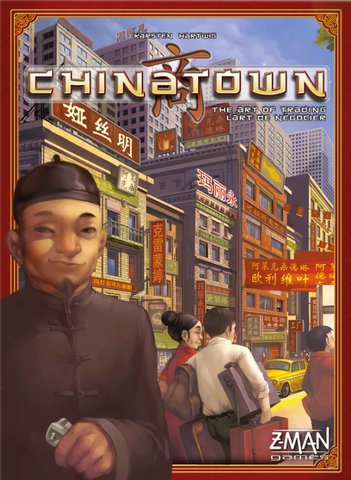 Chinatown 2019 [Pre-Order] - Game Detective