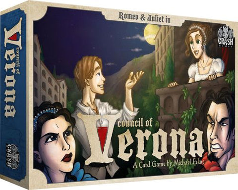 Council of Verona (2nd Edition) - Game Detective