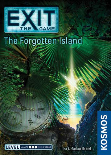 Exit: The Game – The Forgotten Island - Game Detective