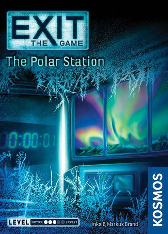 Exit: The Game – The Polar Station - Game Detective