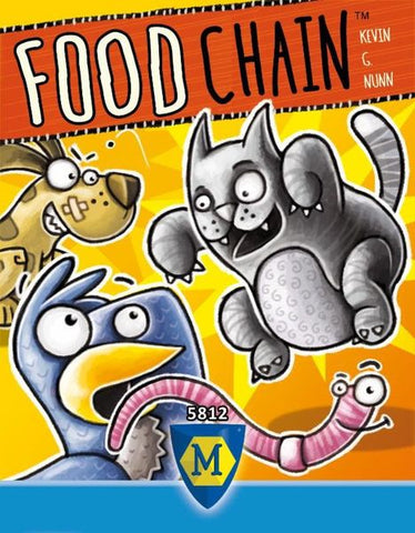 All You Can Eat / Food Chain (Pre-Loved)