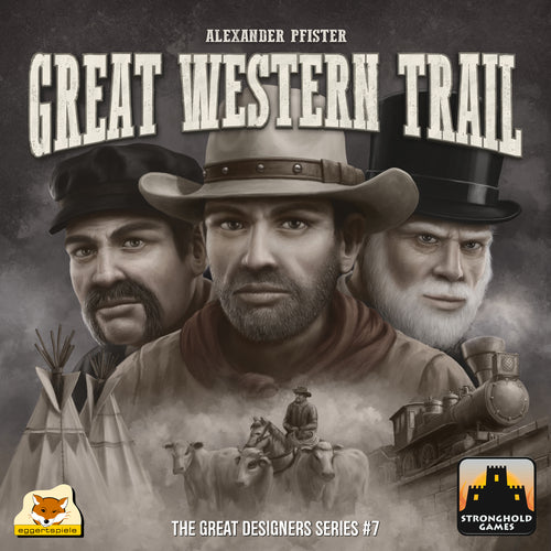 Great Western Trail - Game Detective