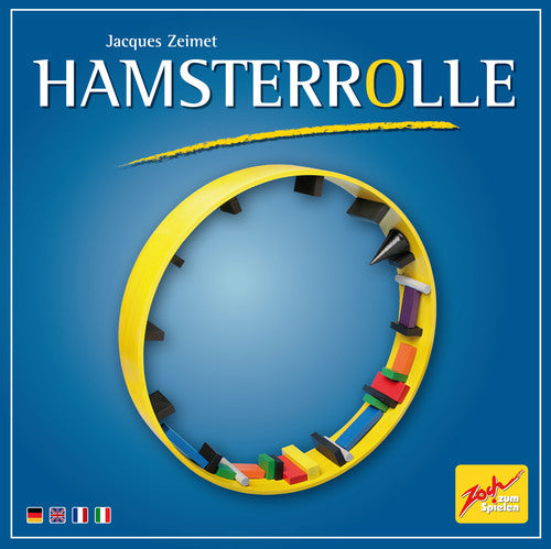 Hamsterrolle - Game Detective