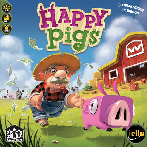 Happy Pigs - Game Detective