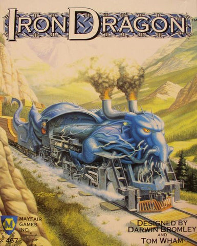 Iron Dragon (Dinged Box)