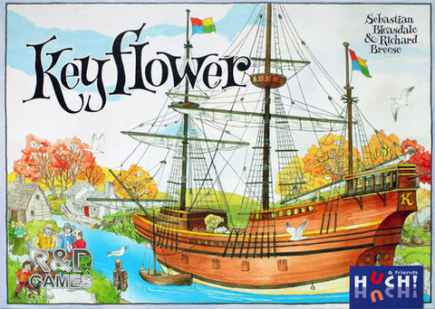 Keyflower - Game Detective