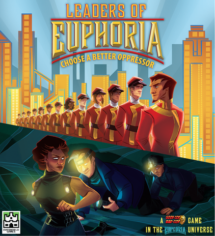 Leaders of Euphoria: Choose a Better Oppressor - Game Detective