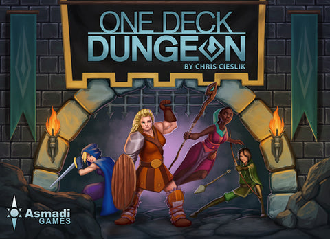 One Deck Dungeon - Game Detective