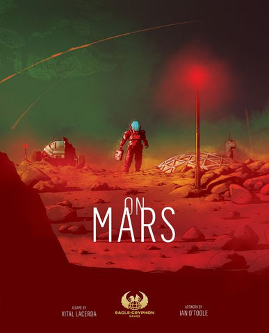 On Mars (with KS Upgrade Pack and Beacon Promo Card)