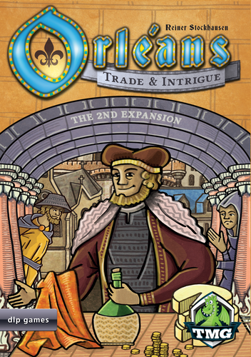 Orleans: Trade & Intrigue - Game Detective