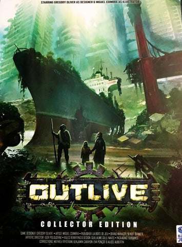 Outlive (Collector's Edition)