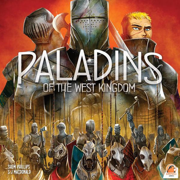 Paladins of the West Kingdom - Game Detective