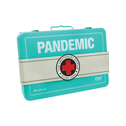 Pandemic: 10th Anniversary Edition - Game Detective