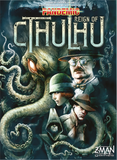 Pandemic: Reign of Cthulhu - Game Detective
