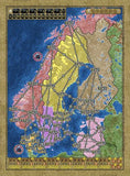Power Grid: Northern Europe/United Kingdom & Ireland - Game Detective
