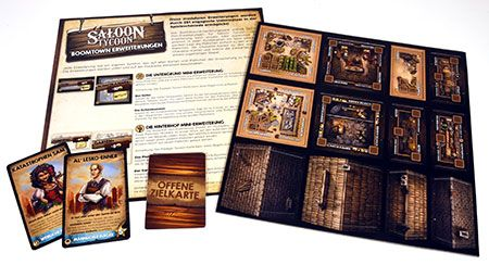Saloon Tycoon: Boomtown Expansion