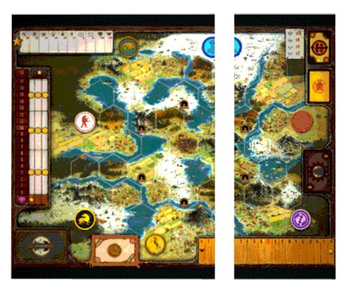 Scythe: Board Extension - Game Detective