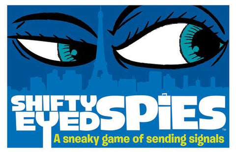 Shifty Eyed Spies - Game Detective
