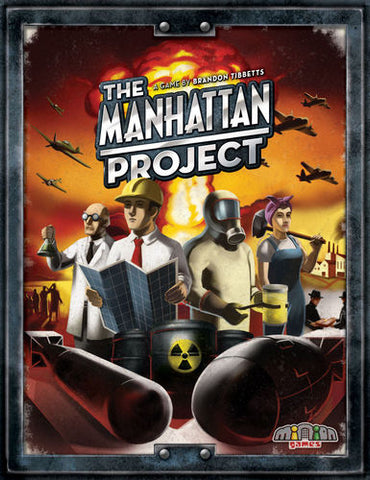 The Manhattan Project - Game Detective