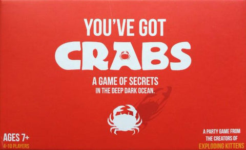 You've Got Crabs (Pre-Loved Bundle)
