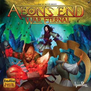 Aeon's End War Eternal - Game Detective