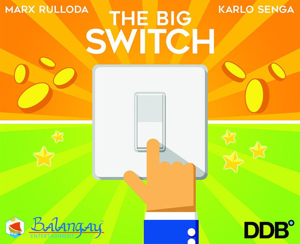 The Big Switch - Game Detective