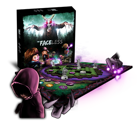 The Faceless - Game Detective