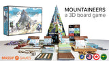 Mountaineers - a 3D board game (2 variations) - Game Detective