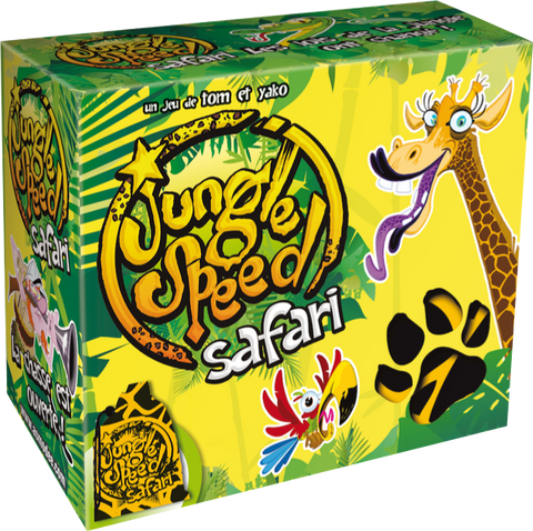 Jungle Speed Safari - Game Detective