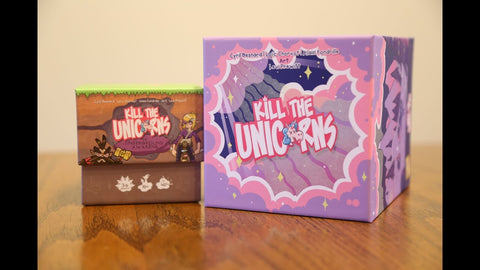 Kill The Unicorns - Legendary Kickstarter Edition - Game Detective