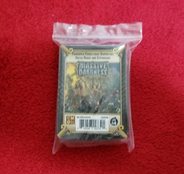 Zombicide: Green Horde - Massive Darkness Crossover Cards - Game Detective