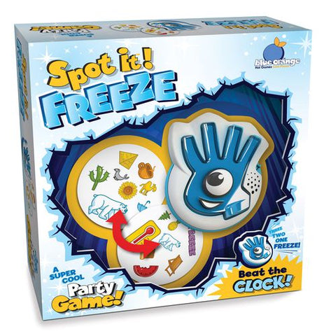 Spot it! Freeze - Game Detective