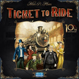 Ticket to Ride: 10th Anniversary - Game Detective